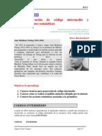 Guia 8 2015-I (Generacion de Codigo Intermedio)