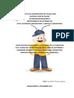 Mi Proyecto Comunitario Tecnologico Antonio Jose de Sucre extension barquisimeto