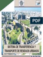 Sistema de Transferencia y Transporte de Residuos Urbanos-Ing.carlosFontan