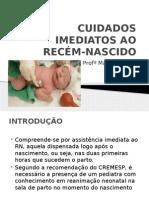 Cuidados Imediatos Ao Recem-nascido