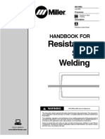 Handbook for Resistance Spot Welding