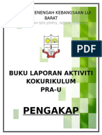 Cover Buku Laporan