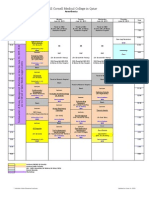 Intro Anesthesia Schedule June 20-25, 2015