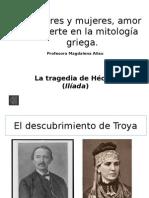 U Adultos Mayores - Ilíada, La Tragedia de Héctor I