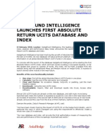 HFI launches UCITS Database