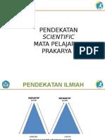 2.1.2 Contoh Penerapan Pendekatan Scientifik Prakarya