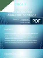 Destilación por arrastre de vapor.pptx
