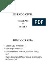 Estado Civil PRESENTACION