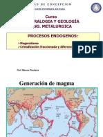 01- Generacion de Magma- Sistemas Hidrotermales y Alteracion