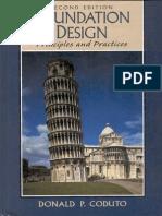 Foundation Design - Coduto Book