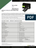 nvidia quadro k5200 by pny datasheet eng webv2