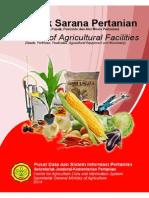 Statistik Sarana Pertanian 2014
