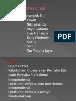 Presentasi Audit-Etika Profesional