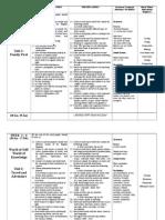Scheme of Work Eng Yr 5