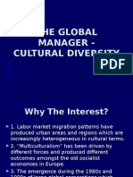 The Global Manager - Cultural Diversity