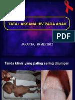 Tata Laksana HIV Pada Anak