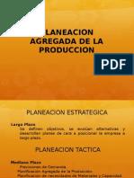 Planeacion Agregada Prod
