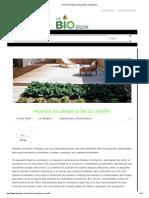 Huerta Ecológica en Tu Jardín _ La Bioguía