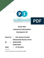 ELEG465-HW#2 AmrGarada MohammadFarah