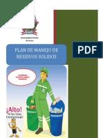 Plan de Manejo de Residuos Solidos de Pacora Final1