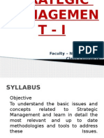 STRATEGIC MANAGEMENT -I.pptx