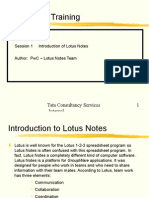 147335341-Lotus-Notes-R8-Developer-Training-Session1-ppt.ppt