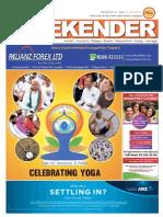 India Weekender 26 June 2015