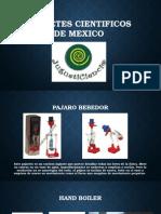 Juguetes Cientificos de Mexico