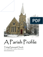 Parish Profile – Trinity Episcopal Church in Lawrence, Kansas