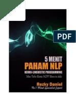 Rezky Daniel - 5 Menit Paham NLP
