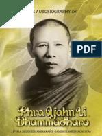 Otobiografi Phra Ajahn Lee Dhammadharo
