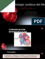 Patología Cardíaca Del RN (1)
