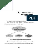 8. Mecanizarea Si Automatizarea Montajului