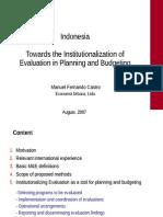 Evaluation Fernando Castro