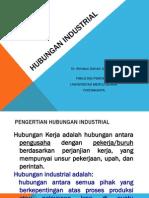 Hubungan Industrial 2015