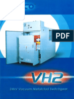 TAMCO 24kV Switchgear Catalogue