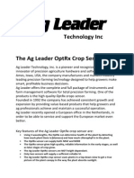 13 AgLeader OptRx CropSensor