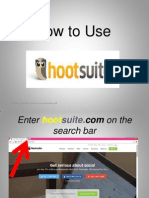 How to Use Hootsuite