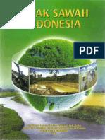Buku Cetak Sawah Indonesia - 2013