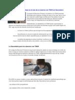 Cómo Facilitar El Trabajo en El Aula de Un Alumno Con TDAH en Secundaria