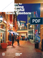 10 Principles for Developing Successful Town Centers