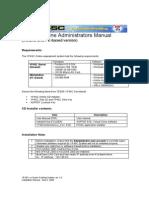 YP4SC Online Administrators Manual 060208