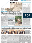 Apecchio orgogliosa di due cittadini come Palleri e Stocchi - Il Resto del Carlino del 24 giugno 2015