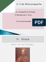 O Reinado de D. Dinis