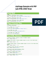 HTML Dom Parser