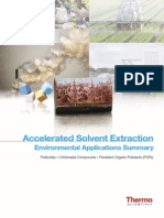 AI 70318 Accelerated Solvent Extraction Environmental Applications AI70318 E