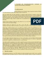 Publicitatea Notării Clauzei de Inalienabilitate Expresă Și Subînțeleasă În Convențiile Privitoare La Imobile
