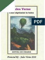 03. Jules Verne - Cinci Saptamini in Balon