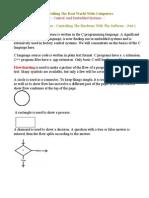 0007 - Programming Part 1