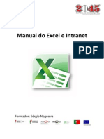 Manual Do Excel e Intranet